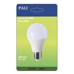 AMPOULE LED PALI E27 10W/60W X1