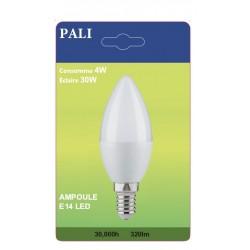 AMPOULE LED PALI E14 4W/30W X1