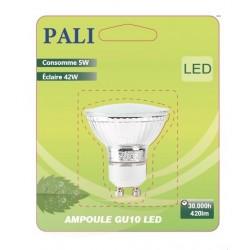 AMPOULE LED PALI GU10 5W/42W X1