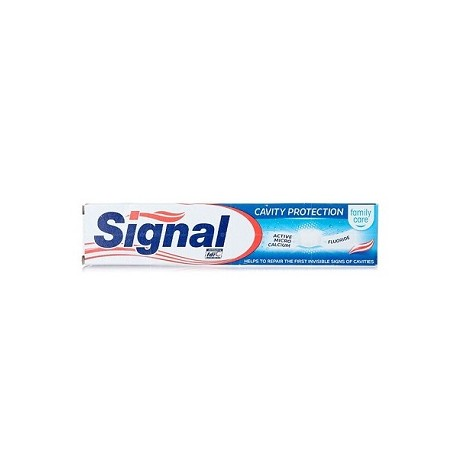 SIGNAL DENTIFRICE 75ML CAVITY PROTECTION