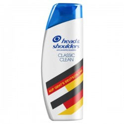 HEAD & SHOULDERS SHAMPOING 300ML CLASSIC CLEAN