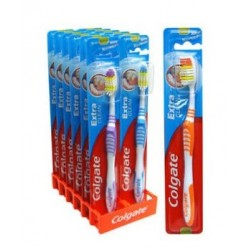 COLGATE BROSSE A DENT x1 EXTRA CLEAN