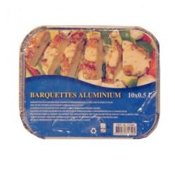 BARQUETTES ALUMINIUM 0.5L