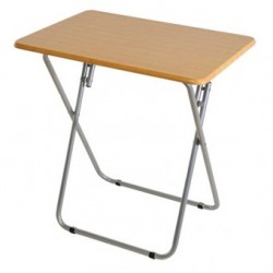 TABLE RECTANGLE PLIABLE PM
