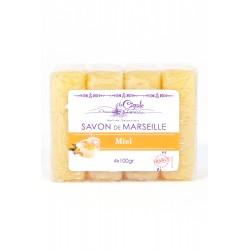 SAVON DE MARSEILLES 5X 100GR SUPERCLAIR